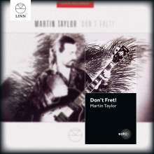 Martin Taylor (Guitar) (geb. 1956): Don't Fret!, CD