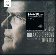 Orlando Gibbons (1583-1625): Cembalowerke, CD