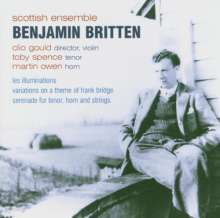 Benjamin Britten (1913-1976): Variations on a Theme by Bridge op.10, Super Audio CD