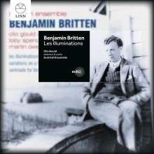 Benjamin Britten (1913-1976): Variations on a Theme by Bridge op.10, CD