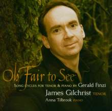 Gerald Finzi (1901-1956): Liederzyklen, CD