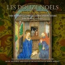 Louis-Claude Daquin (1694-1772): 12 Noels, CD