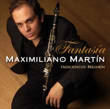 Maximiliano Martin - Fantasia, Super Audio CD