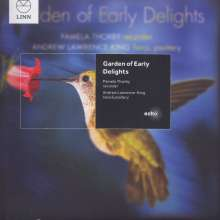 Pamela Thorby - Garden of Early Delights, CD