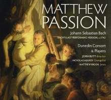 Johann Sebastian Bach (1685-1750): Matthäus-Passion BWV 244, 3 SACDs