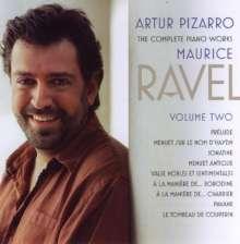 Maurice Ravel (1875-1937): Klavierwerke Vol.2, Super Audio CD