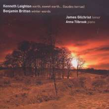 Kenneth Leighton (1929-1988): Earth, Sweet Earth (Laudes Terrae) op.94, SACD