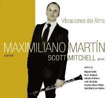 Maximiliano Martin - Vibrations of the Soul, Super Audio CD
