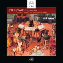 John Ward (1571-1638): Consort Music for 5 & 6 Viols, SACD