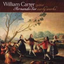 Fernando Sor (1778-1839): Gitarrenwerke I - Frühe Gitarrenwerke, SACD