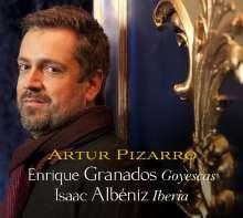 Artur Pizarro,Klavier, 2 SACDs