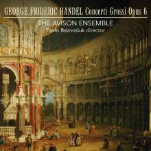 Georg Friedrich Händel (1685-1759): Concerti grossi op.6 Nr.1-12, 3 CDs