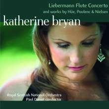 Lowell Liebermann (geb. 1961): Flötenkonzert op.39, CD
