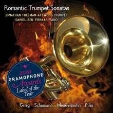 Jonathan Freeman-Attwood - The Romantic Trumpet, Super Audio CD