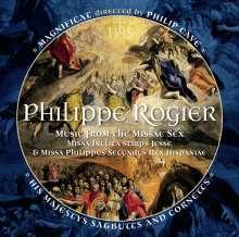 Philippe Rogier (1560-1596): Missa Philippus Secundus Rex Hispaniae, SACD
