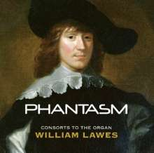 """William Lawes (1602-1645): Consortmusik """"Consorts to the Organ"""", Super Audio CD"""