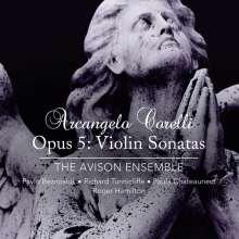 Arcangelo Corelli (1653-1713): Violinsonaten op.5 Nr.1-12, 2 Super Audio CDs