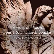 Arcangelo Corelli (1653-1713): Kirchensonaten op.1 Nr.1-12 & op.3 Nr.1-12, 2 SACDs