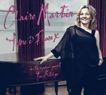 Claire Martin (geb. 1967): Time & Place, CD
