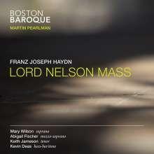 "Joseph Haydn (1732-1809): Messe Nr.11 ""Nelsonmesse"", SACD"
