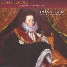 John Ward (1571-1638): Fantasies & Verse Anthems, SACD