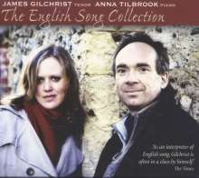 James Gilchrist - The English Song Collection, 2 Super Audio CDs und 1 CD
