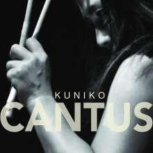 Kuniko - Cantus, Super Audio CD