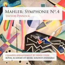 Gustav Mahler (1860-1911): Symphonie Nr.4 (arr.für Kammerensemble von Erwin Stein), Super Audio CD