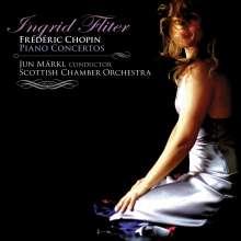 Frederic Chopin (1810-1849): Klavierkonzerte Nr.1 & 2, SACD