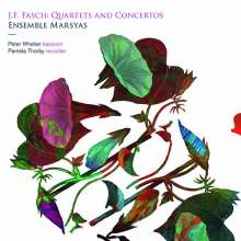 Johann Friedrich Fasch (1688-1758): Quartette & Konzerte, CD