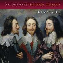 William Lawes (1602-1645): The Royal Consort Suites Nr.1-10, 2 Super Audio CDs