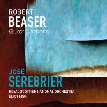 Robert Beaser (geb. 1954): Gitarrenkonzert, CD