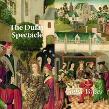 Guillaume Dufay (1400-1474): The Dufay Spectacle, CD