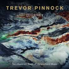 Trevor Pinnock - Journey, CD