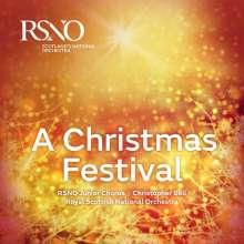 RSNO Junior Chorus & Royal Scottish National Orchestra - A Christmas Festival, CD