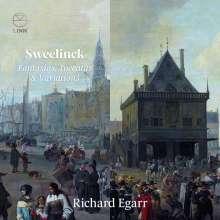 Jan Pieterszoon Sweelinck (1562-1621): Cembalostücke, CD
