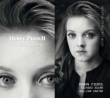 """Henry Purcell (1659-1695): Lieder """"The Cares of Lovers"""", CD"""