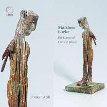 Matthew Locke (1622-1677): Consortmusik, CD