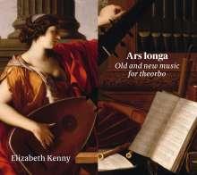 Elizabeth Kenny - Ars longa, CD