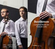 Ludwig van Beethoven (1770-1827): Cellosonaten Nr.1-5 (180g), 2 CDs