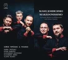 Pande Shahov (geb. 1973): Makedonissimo, CD