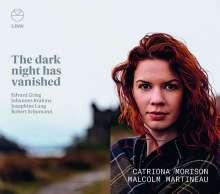 Catriona Morison - The Dark Night has vanished, CD