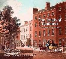Tara Erraught - The Trials of Tenducci (A Castrato in Ireland), CD