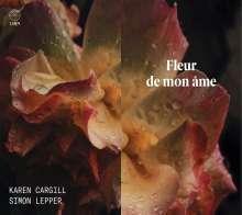 Karen Cargill & Simon Lepper - Fleur de mon ame, CD