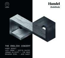 Georg Friedrich Händel (1685-1759): Rodelinda, 3 CDs
