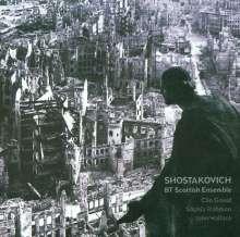 Dmitri Schostakowitsch (1906-1975): Klavierkonzert Nr.1 f.Klavier & Trompete, CD