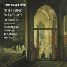 Michael Haydn (1737-1806): Missa sub Titulo Sti.Leopoldi, CD