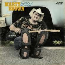 Marty Brown: American Highway, CD