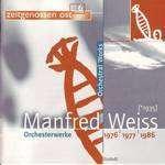 Manfred Weiss (geb. 1935): Symphonie Nr.4, CD