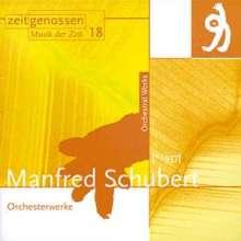Manfred Schubert (1937-2011): Symphonie Nr.1, CD